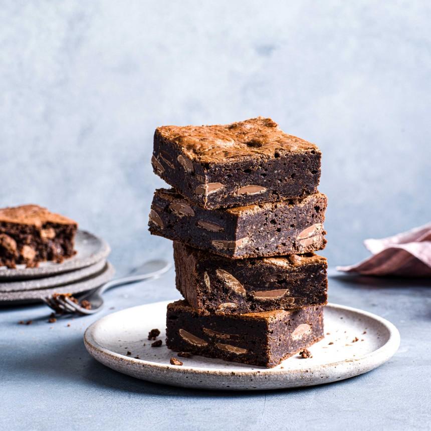 Double Chocolate Brownie - Image