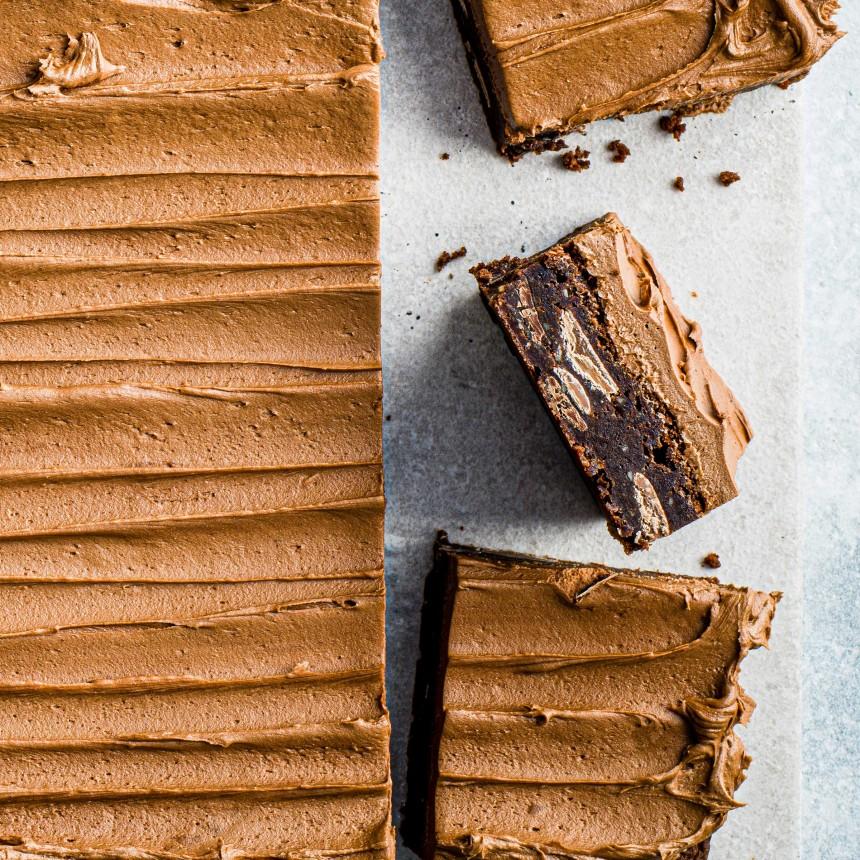 Espresso Brownie - Image