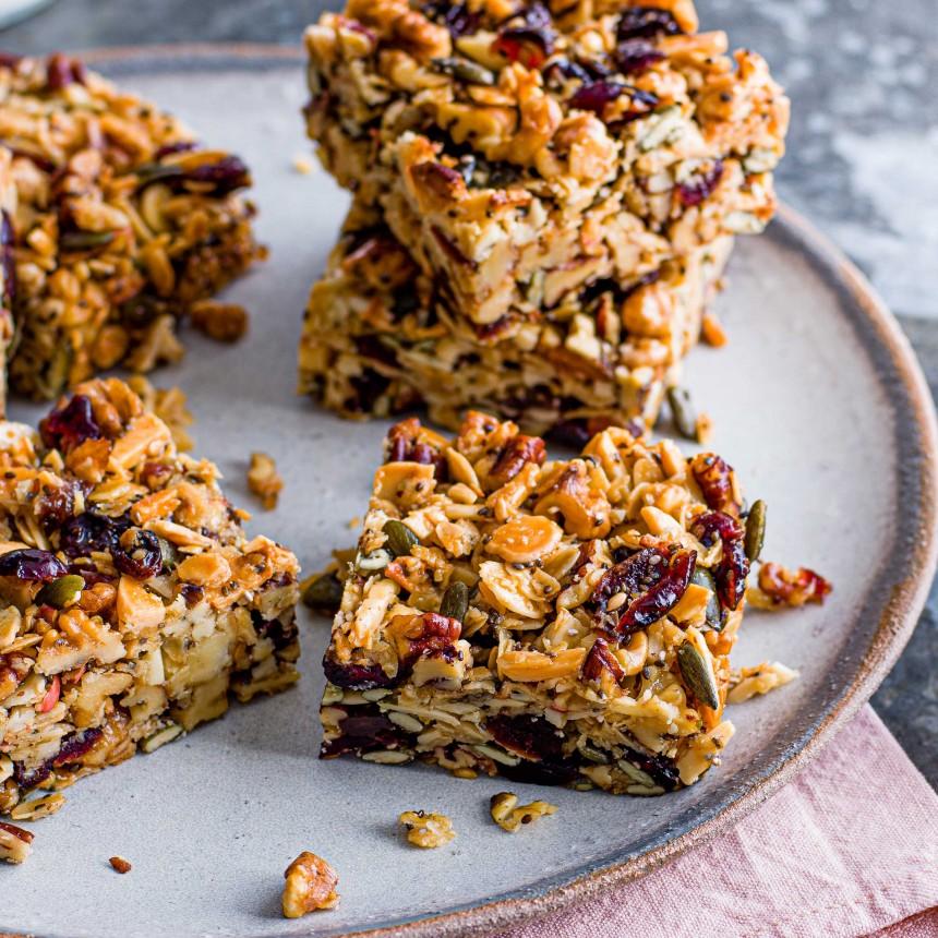 Gluten Free & Vegan Granola - Image
