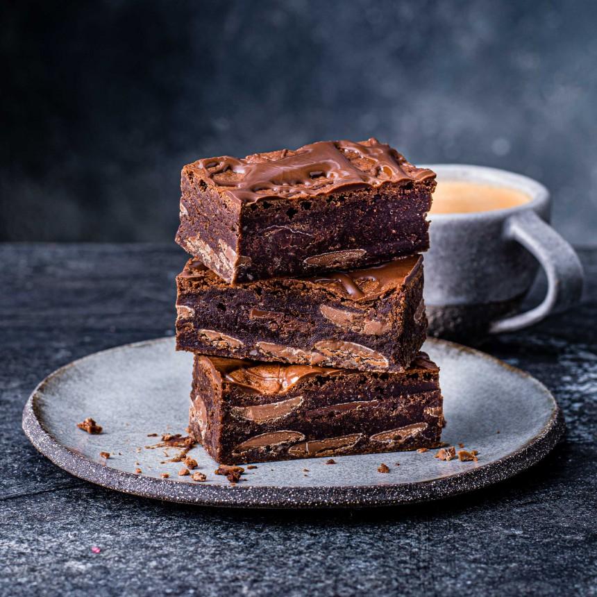 Double Chocolate Brownie Box - Image