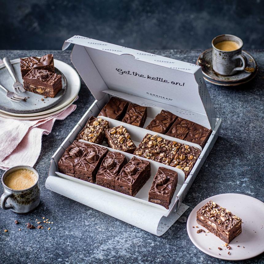 Brownie Variety Box - Image