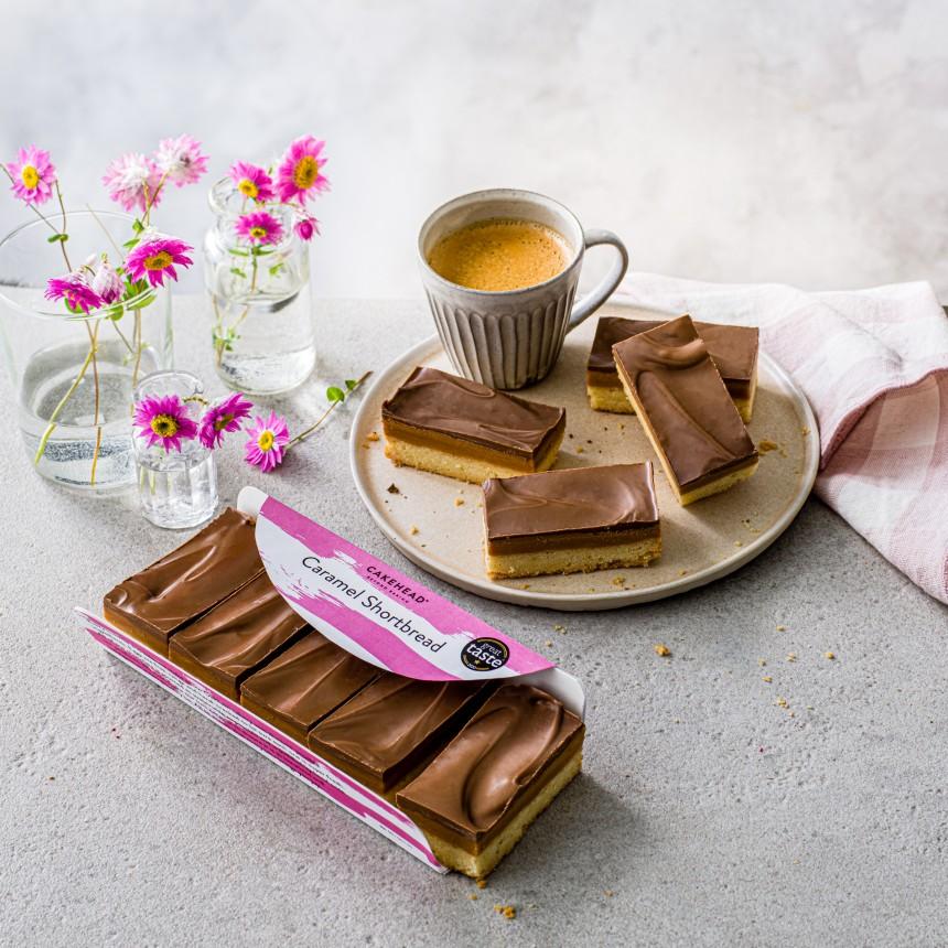 Caramel Shortbread - Image